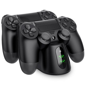 DinoFire PS4 Controller Charger