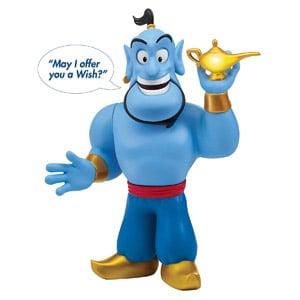Disney Aladdin Genie Interactive Figure