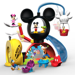 Disney Junior Mickey and Friends Clubhouse Adventures