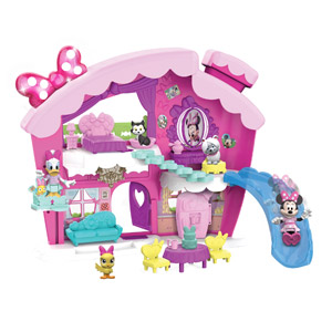 Disney Junior Minnies Bowfabulous Home
