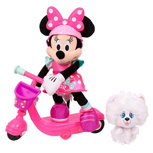 Disney Junior Sing & Spin Scooter Minnie