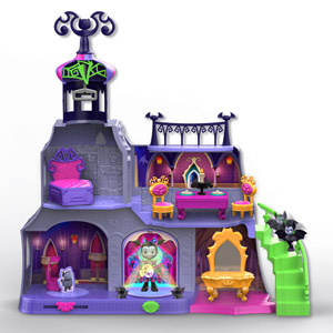 Disney Junior Vampirina Spookelton Castle