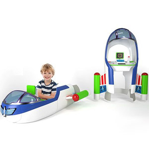 Disney•Pixar Toy Story 4: Buzz Lightyear Star Command Center