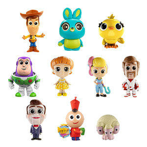 Disney•Pixar Toy Story 4 Minis Ultimate New Friends 10-Pack