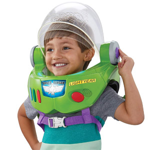 Disney•Pixar Toy Story Buzz Lightyear Space Ranger Armor with Jet Pack