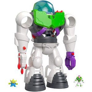 Disney•Pixar Toy Story Imaginext Buzz Bot