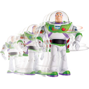 Disney•Pixar Toy Story Ultimate Walking Buzz Lightyear