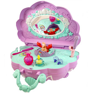 Disney Princess Ariel Singing & Lights Vanity