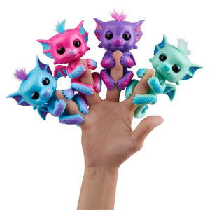 Fingerlings Baby Dragons