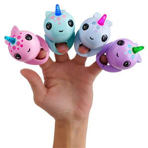 Fingerlings Narwhals