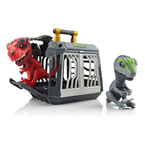 Fingerlings UNTAMED Jailbreak Playset