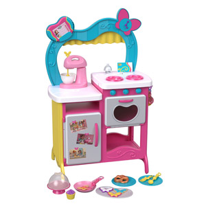 Fisher-Price Butterbeans Café Butterbeans Talking Café & Kitchen