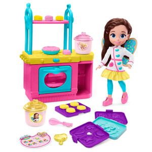 Fisher-Price Butterbeans Café Magical Bake & Display Oven