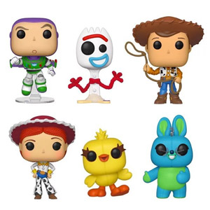 Funko POP! Disney Toy Story 4