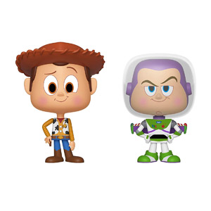 Funko Vynl Disney•Pixar Toy Story: Woody + Buzz Lightyear