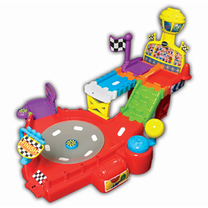 VTech Go! Go! Smart Wheels Revved Up Raceway