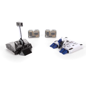 HEXBUG BattleBots Rivals Battle Strategy Kit - Blacksmith & Bite Force