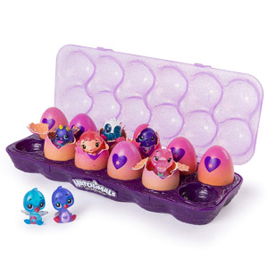 Hatchimals CollEGGtibles 12-Pack Egg Carton Season 4