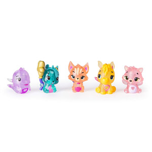 Hatchimals CollEGGtibles Season 4 4-Pack