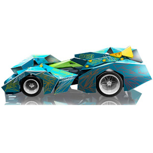 Hot Wheels TechMods Hyper Speeder