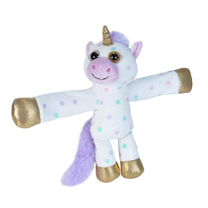 Huggers Unicorn Plush