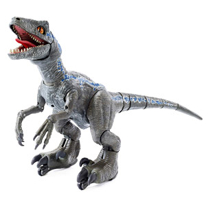 Jurassic World Alpha Training Blue