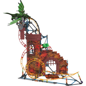 KNEX Dragon Revenge Coaster