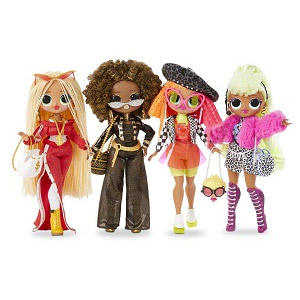 L.O.L. Surprise! O.M.G. Fashion Doll Assortment