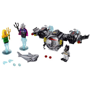 LEGO Batman Batsub and the Underwater Clash 76116