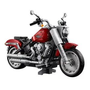 LEGO Creator Expert 10269 Harley-Davidson Fat Boy Motorcycle