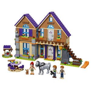 LEGO Friends Mias House 41369