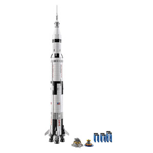 LEGO Ideas NASA Apollo Saturn V 21309