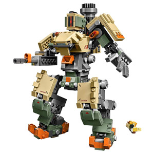 LEGO Overwatch Bastion Building Kit 75974