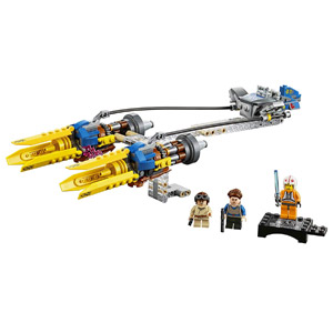 LEGO Star Wars Anakins Podracer 75258 - 20th Anniversary Edition