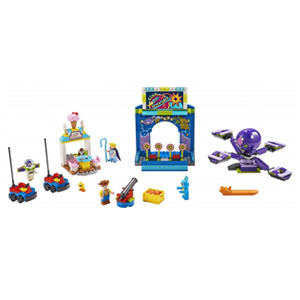 LEGO Toy Story 4 Buzz and Woodys Carnival Mania 10770