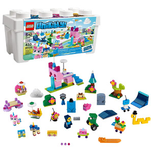 LEGO Unikitty! Unikingdom Creative Brick Box 41455