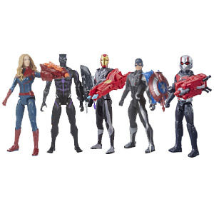 Marvel Avengers: Endgame Titan Hero Power FX Series Assortment
