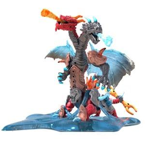 Mega Construx Breakout Beasts Fusion Beast