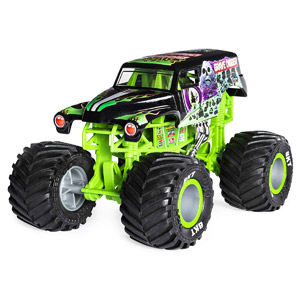 Monster Jam 1:24 Die Cast Monster Truck