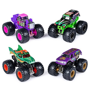 Monster Jam 1:64 Die Cast Monster Truck