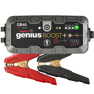 NOCO Genius Boost Plus GB40 1000A 12V Jump Starter