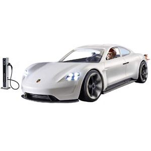 PLAYMOBIL: THE MOVIE Rex Dasher's Porsche Mission E