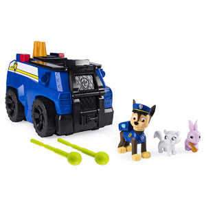 PAW Patrol Ride N Rescue Transforming Vehicles