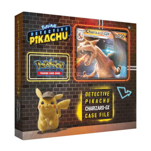 Pokemon TCG: Detective Pikachu Charizard-GX Case File