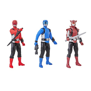 Power Rangers Beast Morphers 12-Inch Figures