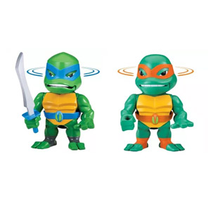 Rise of the TMNT Babble Heads Assortment