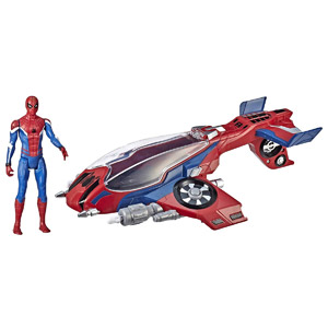 Spider-Man: Far From Home Spider-Jet