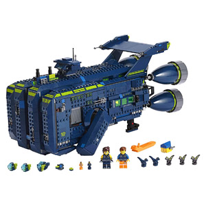 The LEGO Movie 2: The Rexcelsior