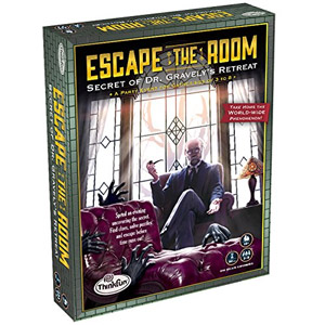 ThinkFun Escape the Room
