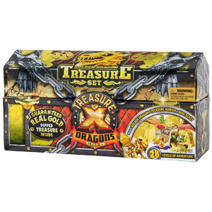 Treasure X Treasure Quest for Dragons Gold: Treasure Chest